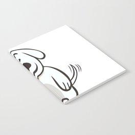 MY FUNNY DOG Notebook