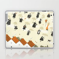 The Morning Commute Laptop & iPad Skin