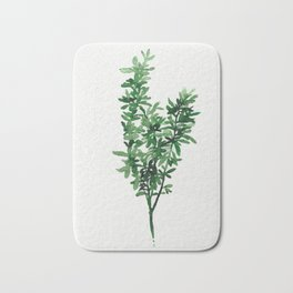 Plant 2 Bath Mat