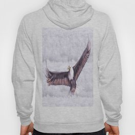 Eagle In The Clouds Hoody