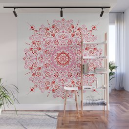 Moroccan Mandala – Valentine Palette Wall Mural