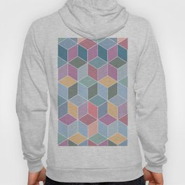 Cubes - Various Colours Hoody