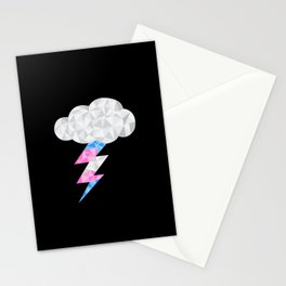 Transgender Storm Cloud Stationery Cards
