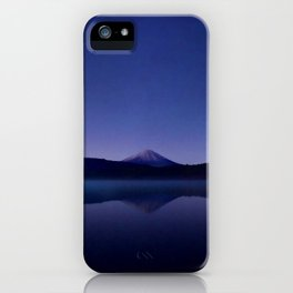 Iceland in the Evening iPhone Case
