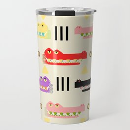 Contemporary Glyphs Travel Mug