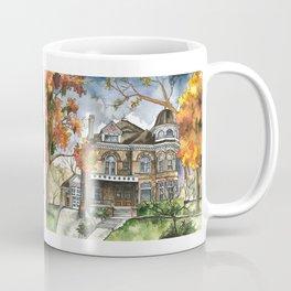 Victorian Autumn Coffee Mug