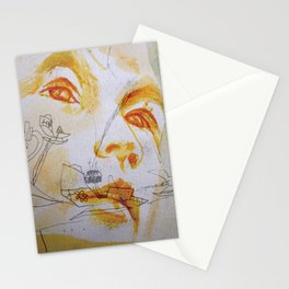 SPACE CONTROL Stationery Cards