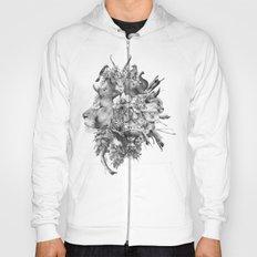 Kingdom of Monarchs (Black and White Version) Hoody