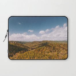 View of Red River Gorge, Kentucky Laptop Sleeve