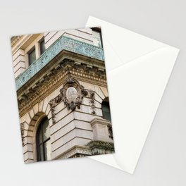 Mint and Cream New York City Stationery Cards