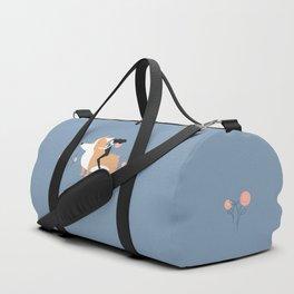 corgi ride Duffle Bag