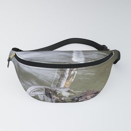 Winter decoration in the nature Fanny Pack