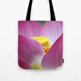 Peek-a-boo Beauty Tote Bag