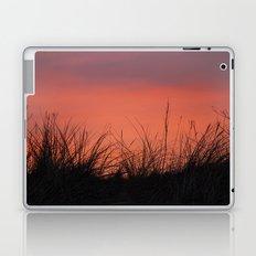 The Orange Sky. Laptop & iPad Skin