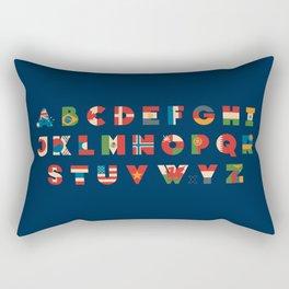 The Alflaget Rectangular Pillow