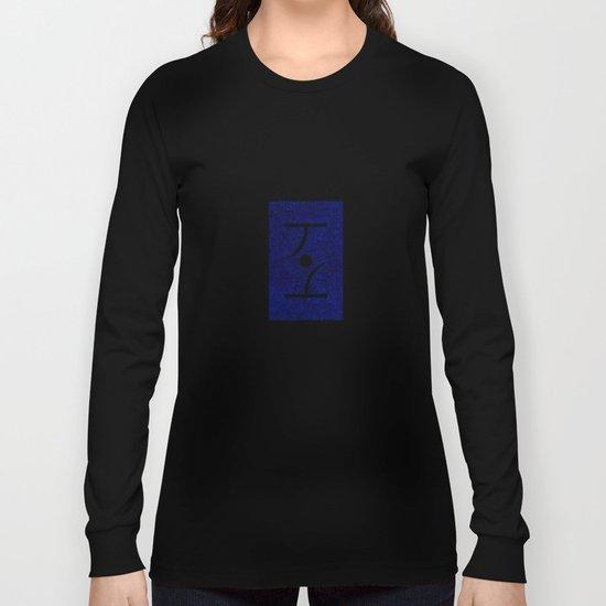 Blue Tao Long Sleeve T-shirt