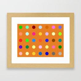Azilsartan Framed Art Print