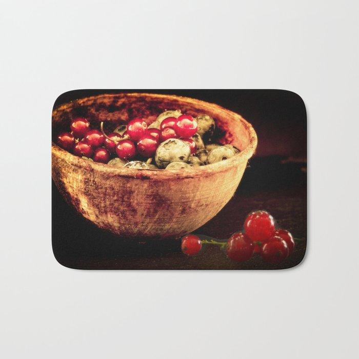 Berry mixed Bath Mat