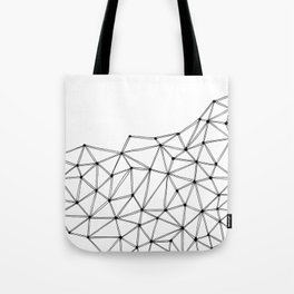 Polygon Tote Bag