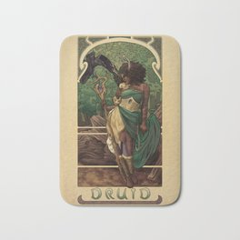 La Druide - The Druid Bath Mat