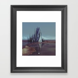 LAST OF US - ∀ Framed Art Print