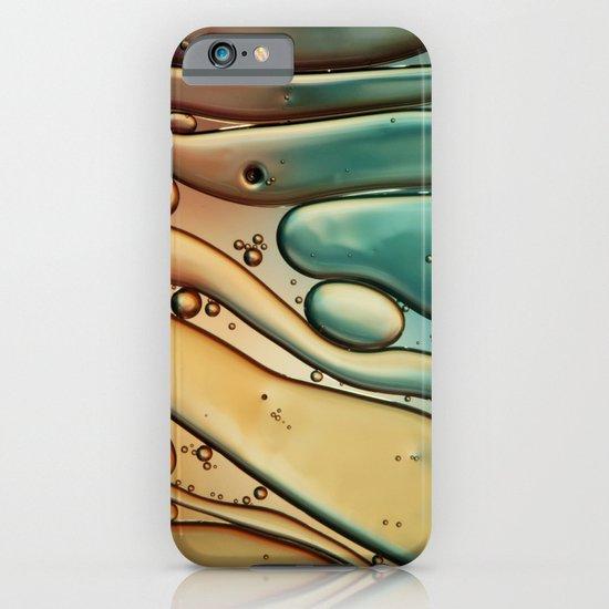 Copper Ripple iPhone & iPod Case