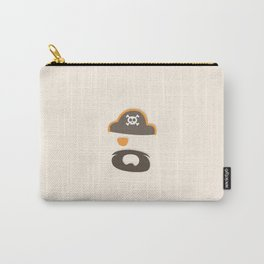My little orange Pirate Carry-All Pouch
