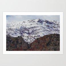 Armenian Tour Art Print