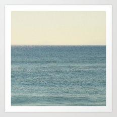 Like The Sea II Art Print