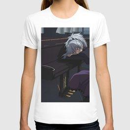 Yin Darker than Black  T-shirt