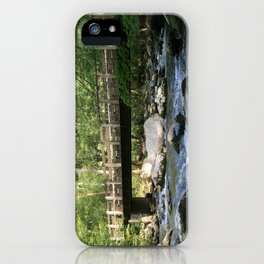 Greenbrier Bridge iPhone Case