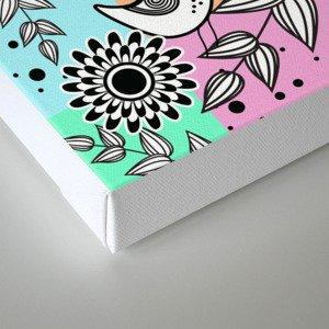 Pattern S Canvas Print