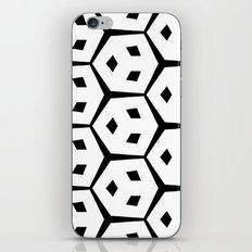Van Trijp Black & White Pattern iPhone Skin