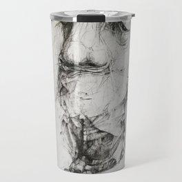 faces series Travel Mug