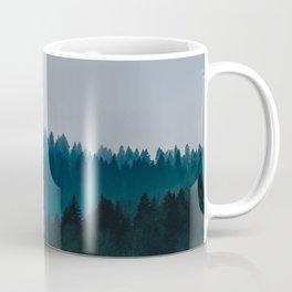 Blue Fog Coffee Mug