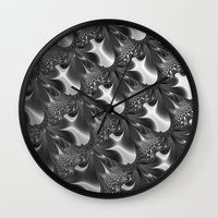 scales Wall Clocks featuring  Scales. by Assiyam