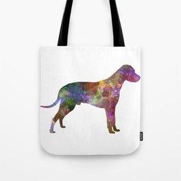 Dalmatian 01 in watercolor Tote Bag
