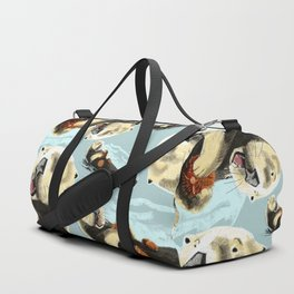 Sea Otter Duffle Bag