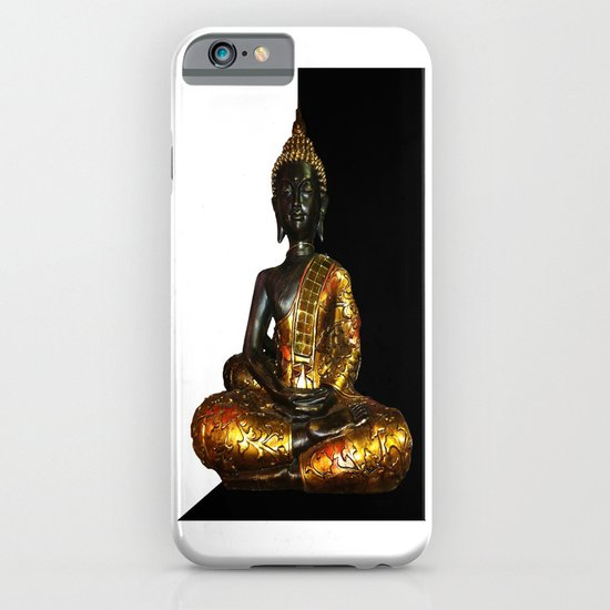 Buddha Collage iPhone & iPod Case