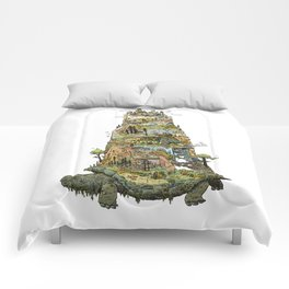 THE TORTOISE Comforters