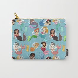 Mermaids Carry-All Pouch