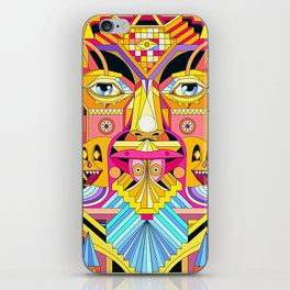 color iPhone Skin