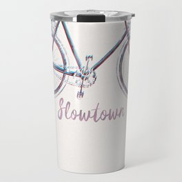 Going too fast Travel Mug