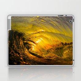 Sunset Barrel 2 ~ Newport Beach Laptop & iPad Skin