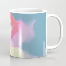 Sleeping in the Sea Coffee Mug