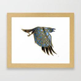 Lintukoto Framed Art Print