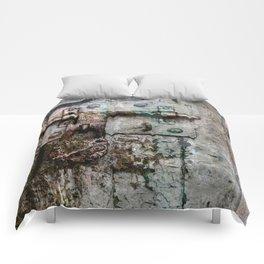 Plaster, No. 2 Comforters
