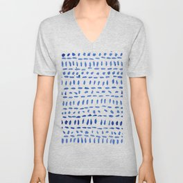 Ultra Blue I Unisex V-Neck