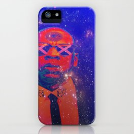 4 4 4 iPhone Case