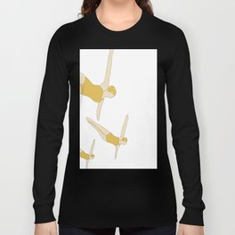 Synchronized Swimmers Long Sleeve T-shirt